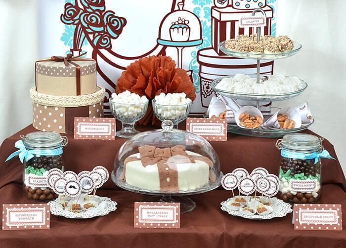 Candy-Bar Hochzeit