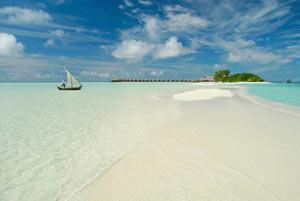 Flitterwochen Ziele Malediven