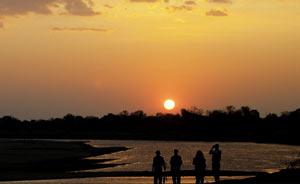 Flitterwochen Ziele Zambia