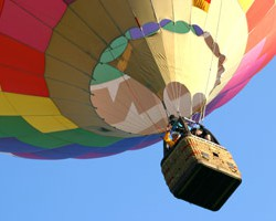 Heiratsantrag Ideen Heissluftballon