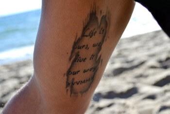 Hochzeit Tattoo