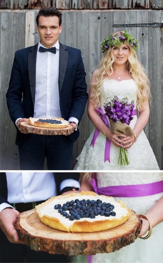 Inspirationen Rustikale Hochzeit