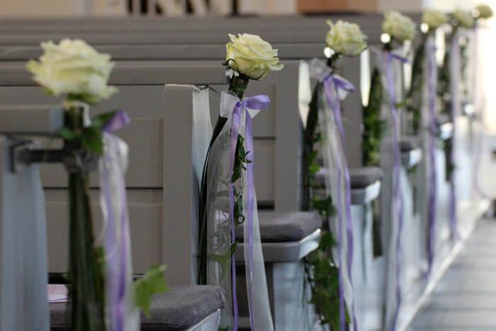 Kirchendeko Fur Hochzeit Hochzeitsportal24