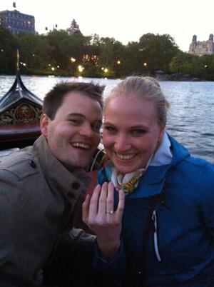Verlobungsgeschichte New York