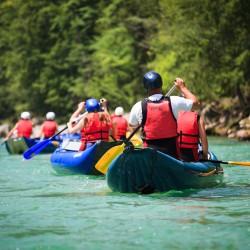 Flitterwochen Rafting