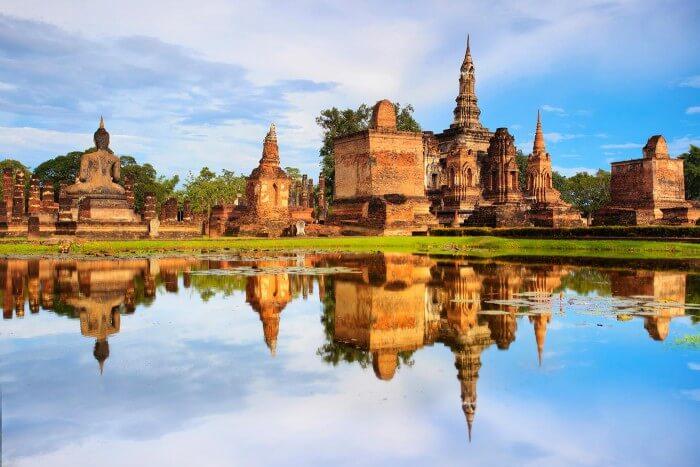 Hochzeitsreise nach Thailand