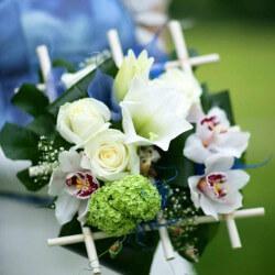 Außergewöhnliche Brautsträuße
