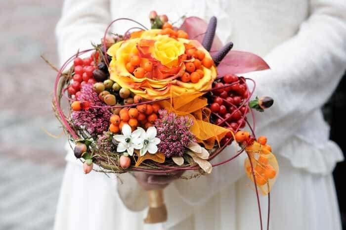 Brautsträuße Beispiele