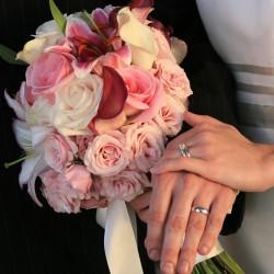 Brautstrauß Standesamt