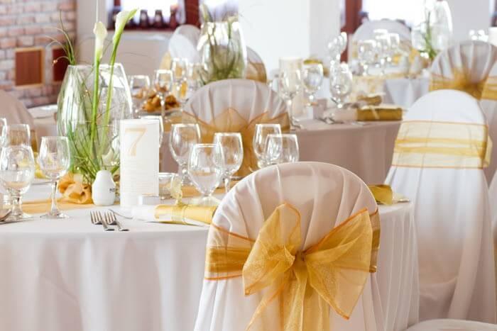 Dekoideen Hochzeit