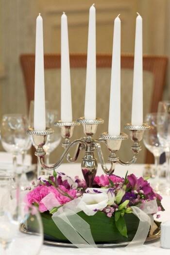 Tischdeko Hochzeit Beispiele