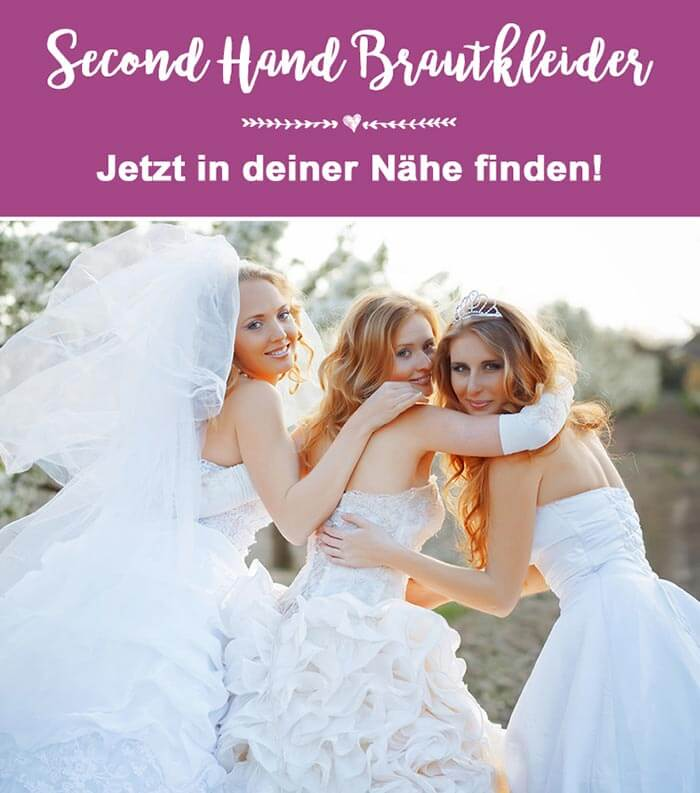 Second Hand Brautkleider