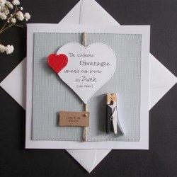 Hochzeitskarten Glückwunschkarten