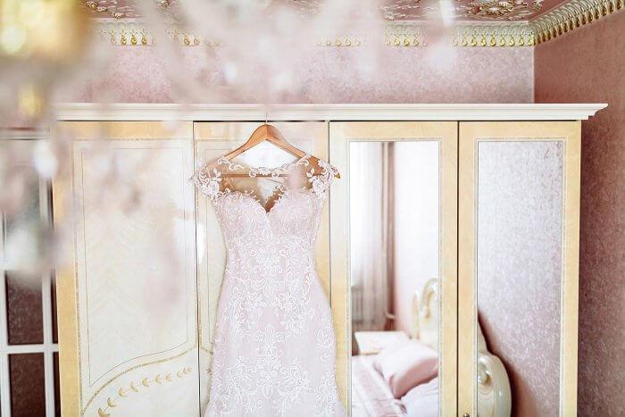 Brautkleid aufbewahren