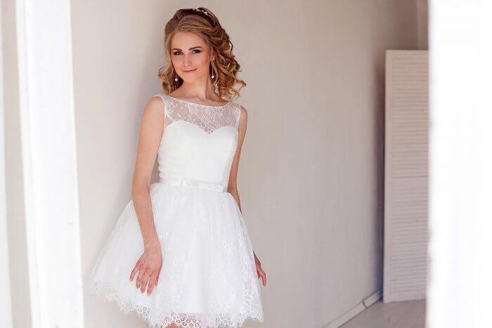 Brautkleid kürzen