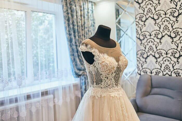 Brautkleid nach der Hochzeit aufbewahren
