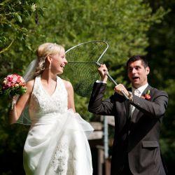 Brautpaar Hochzeitsspiele