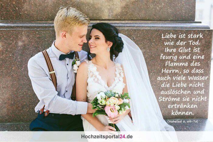 christliche Texte zur Hochzeit