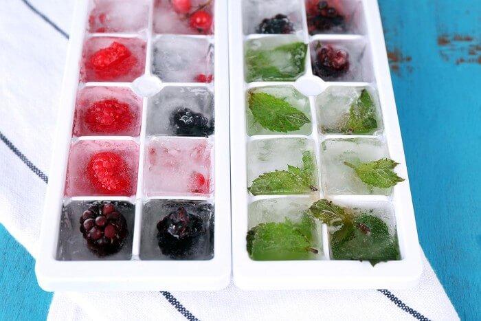 Eiswürfel selber machen