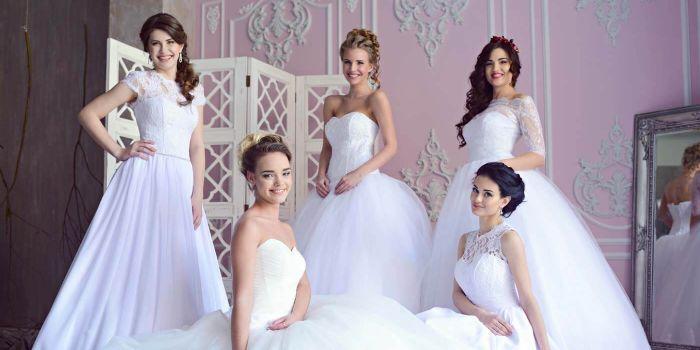 Brautkleider Bilder