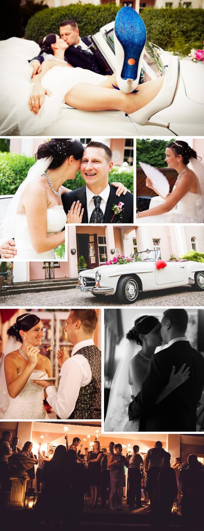 Englische Hochzeit Feier