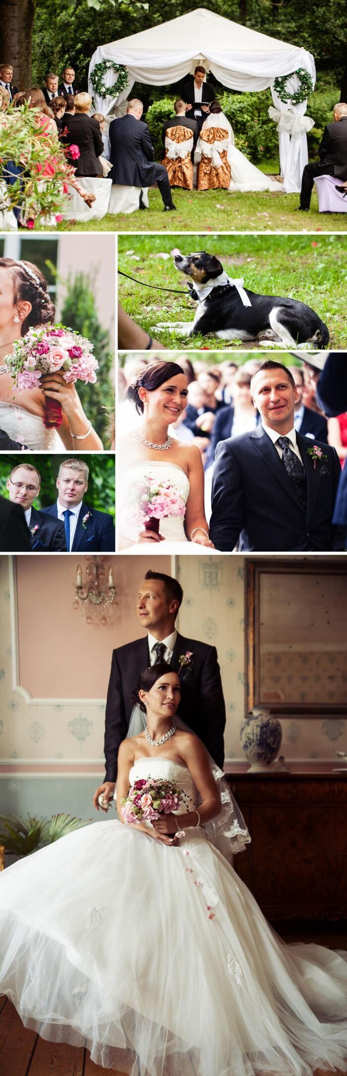 Englische Hochzeit Freie Trauung