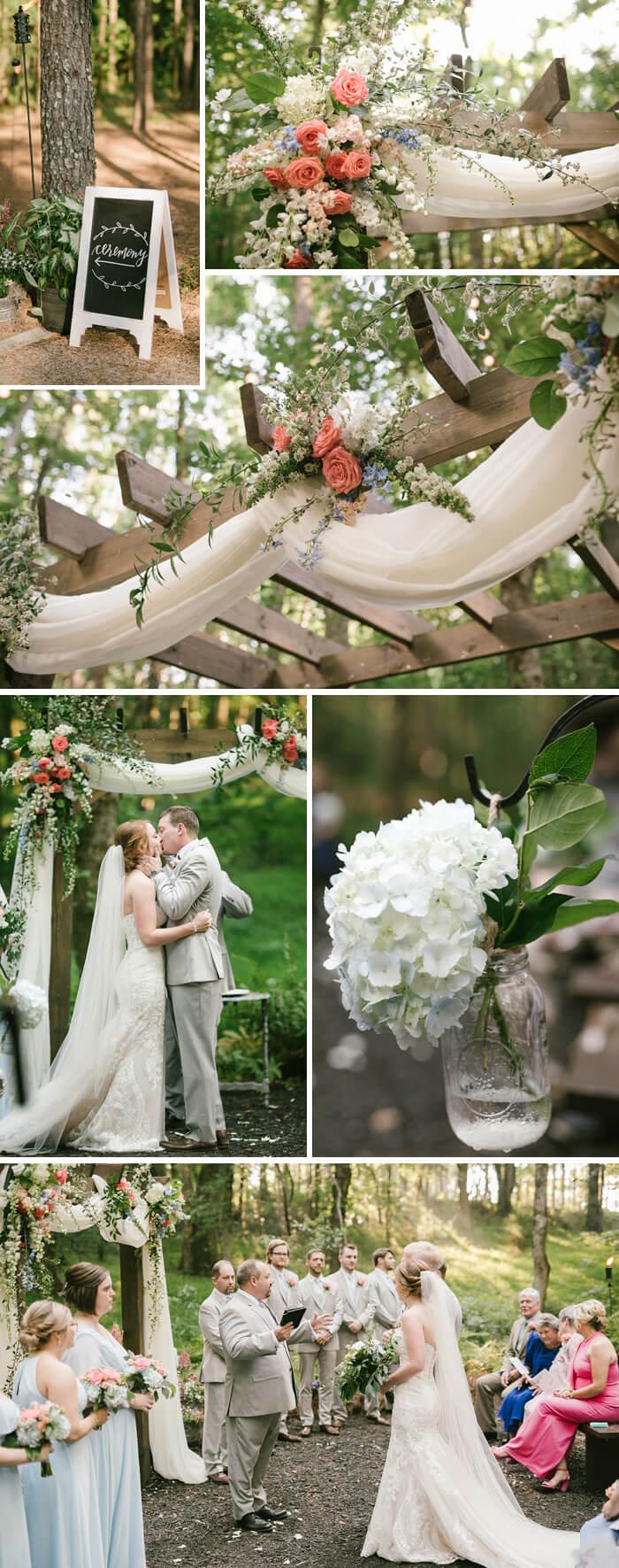 Hochzeitsdeko Mai
