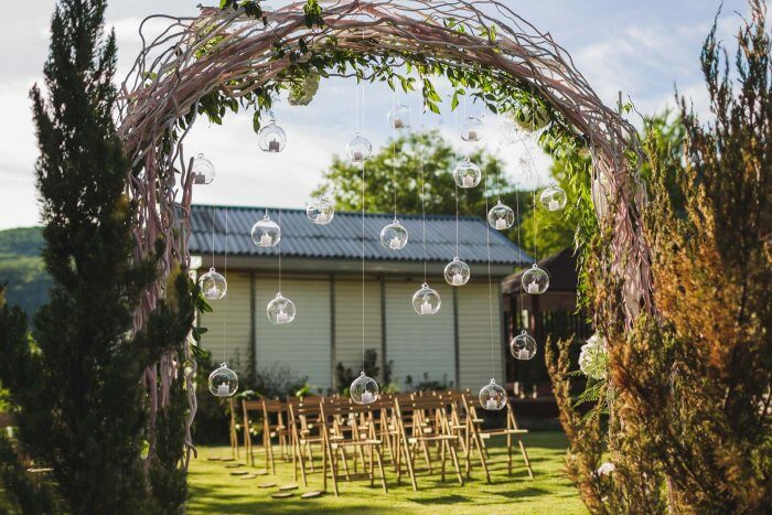 Garten Hochzeit