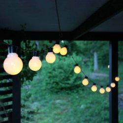 Hochzeitsdeko Lichterketten