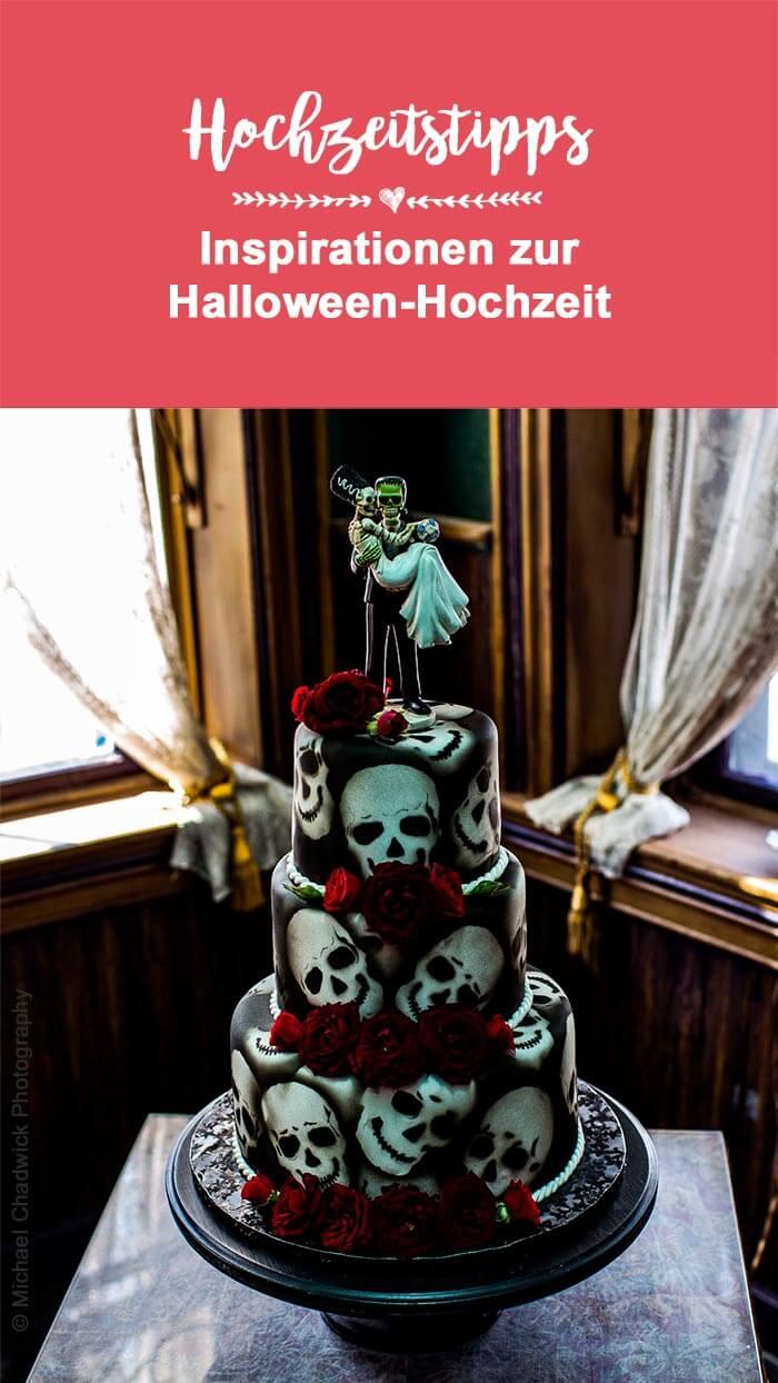 Gothic-Hochzeit