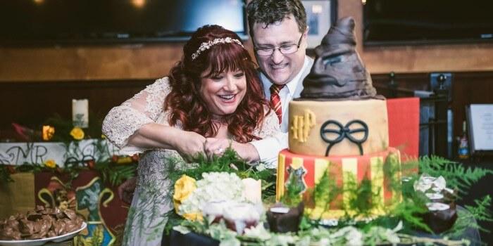 Harry Potter Hochzeit: Inspirationen für eine zauberhafte Themenhochzeit