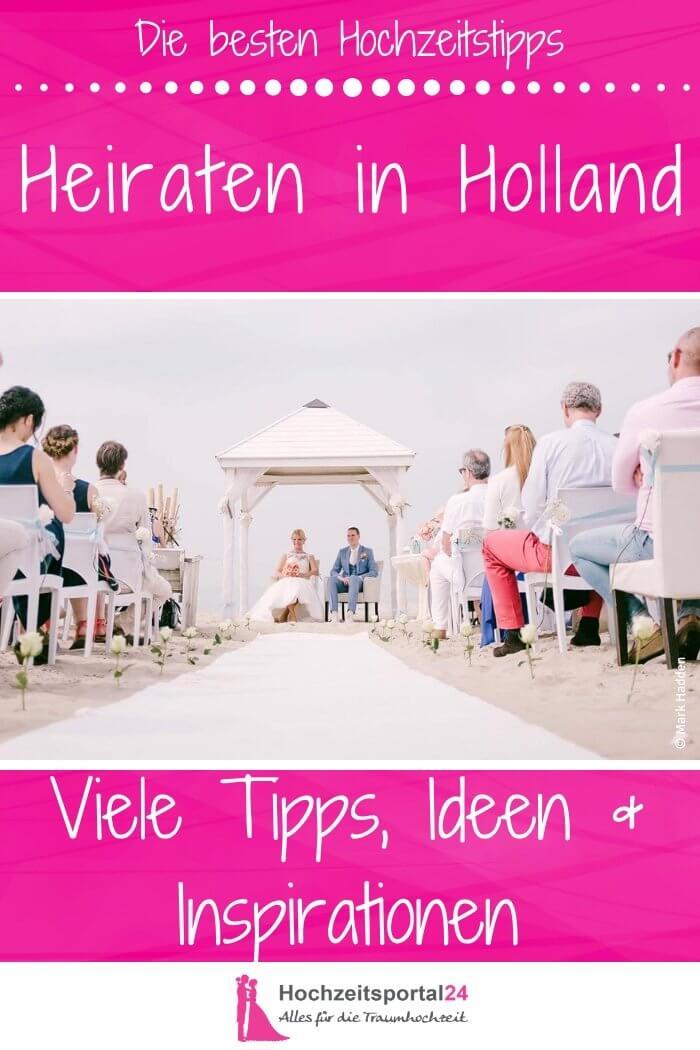 Heiraten in Holland