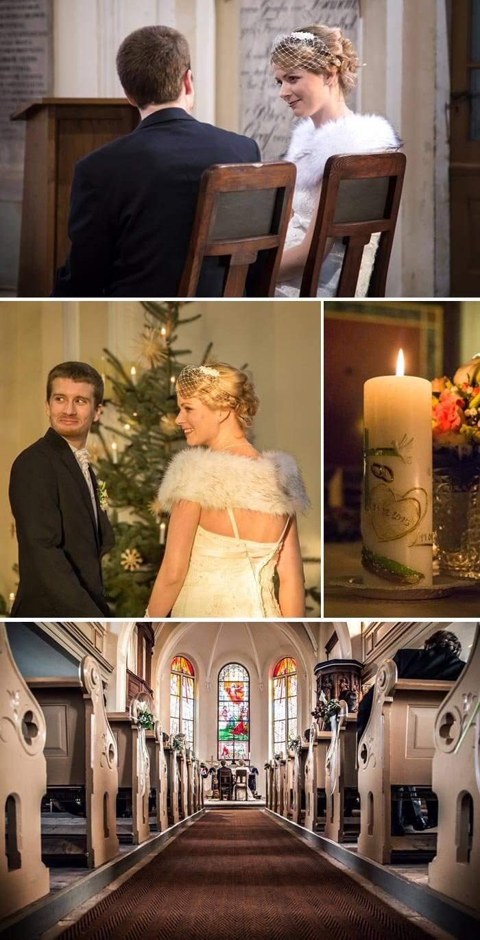 Hochzeit Dezember