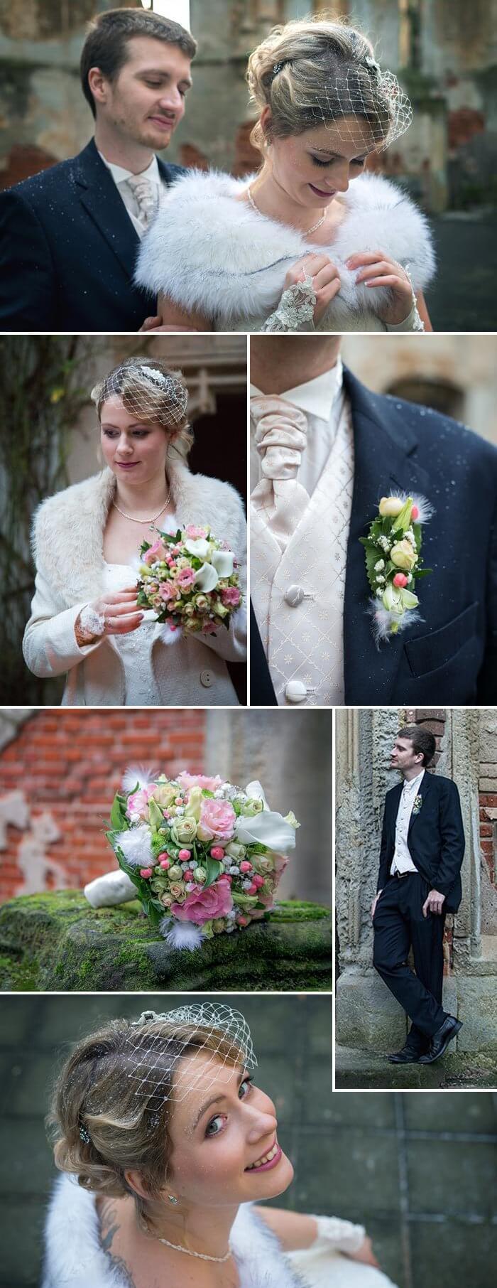 Hochzeit im Dezember