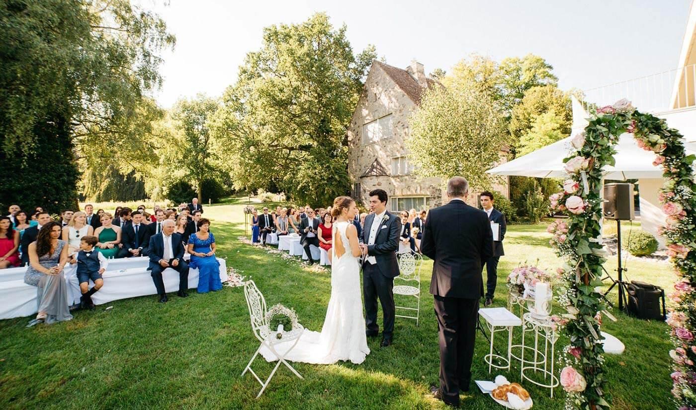 Heiraten am Zürichsee