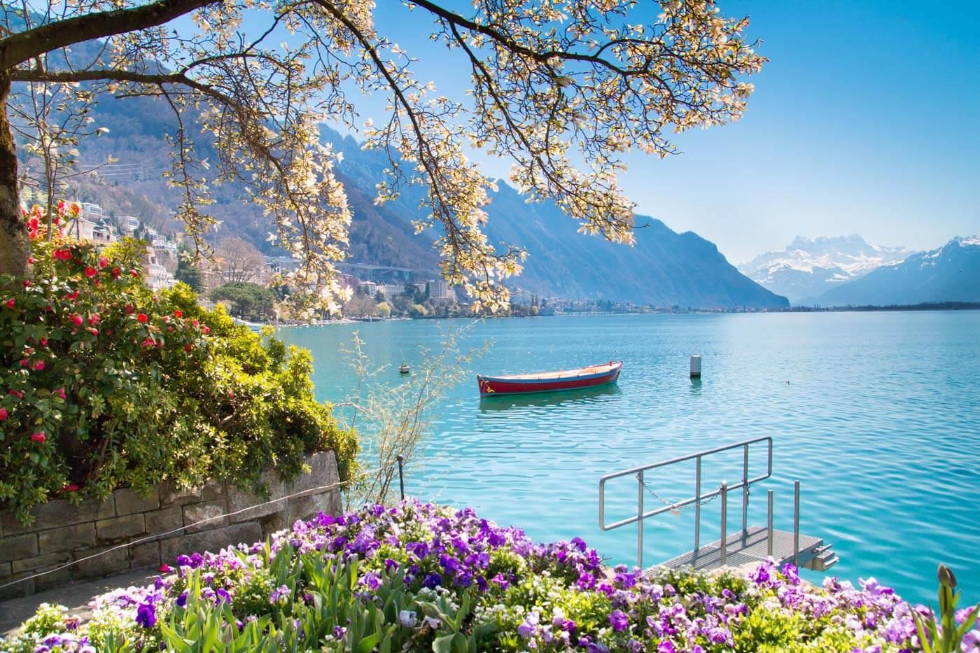 Hochzeitslocation Schweiz Genfer See