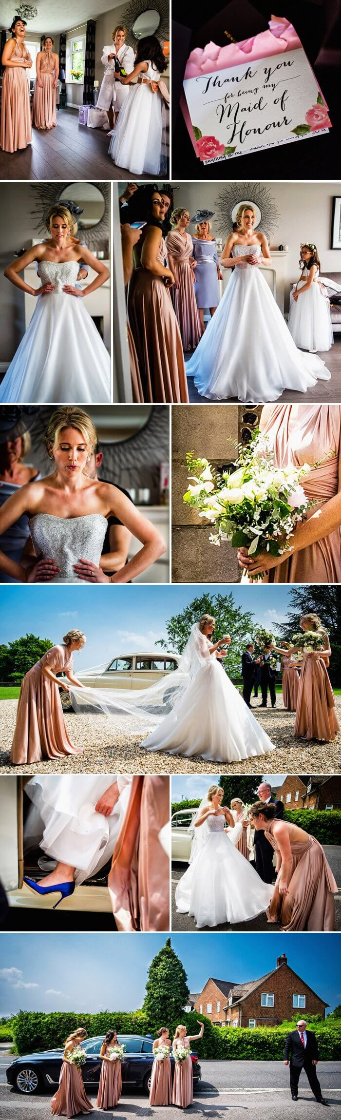 In England heiraten