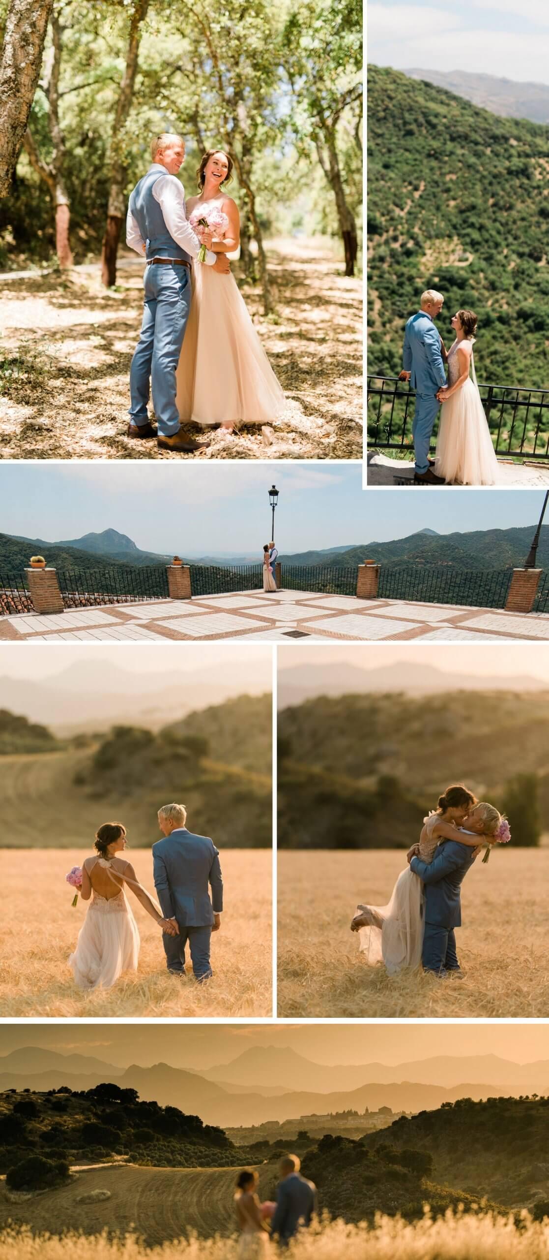 Heiraten Spanien