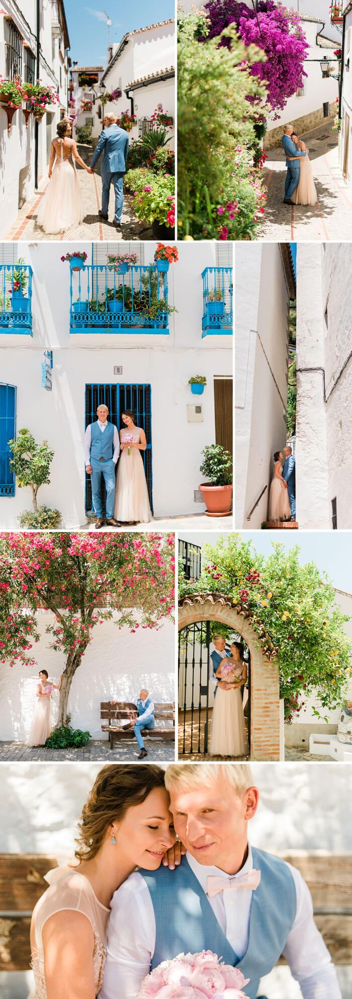 In Spanien heiraten