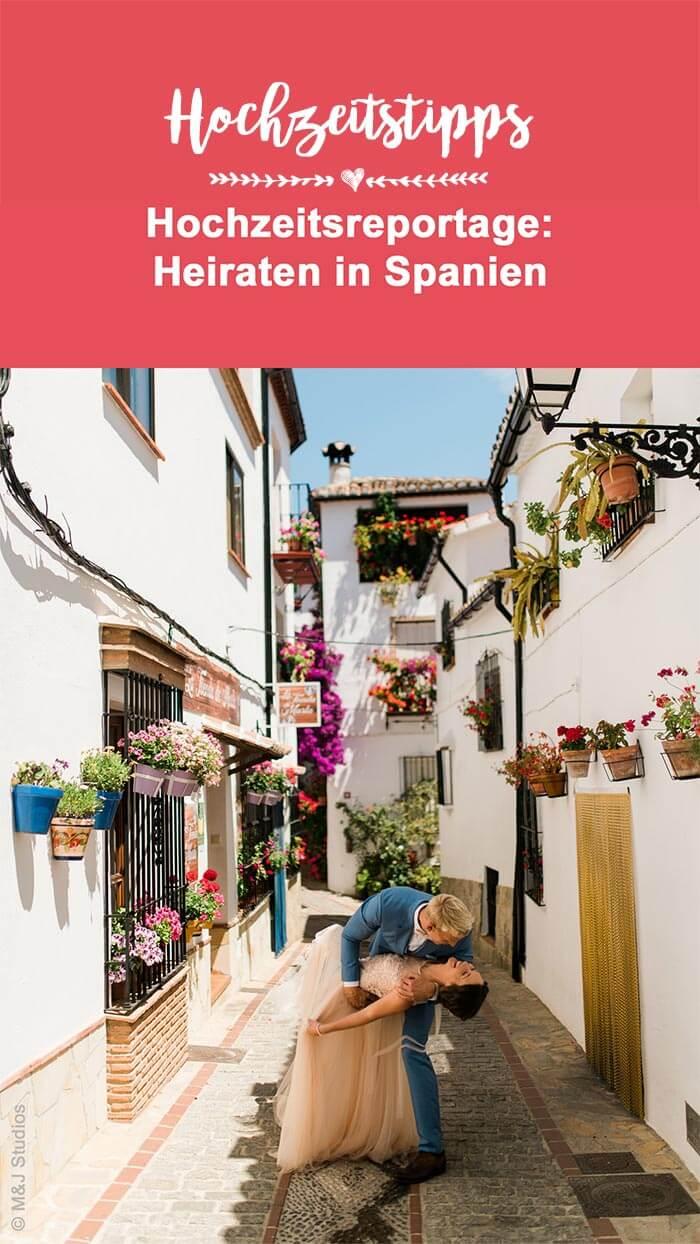 Spanien heiraten