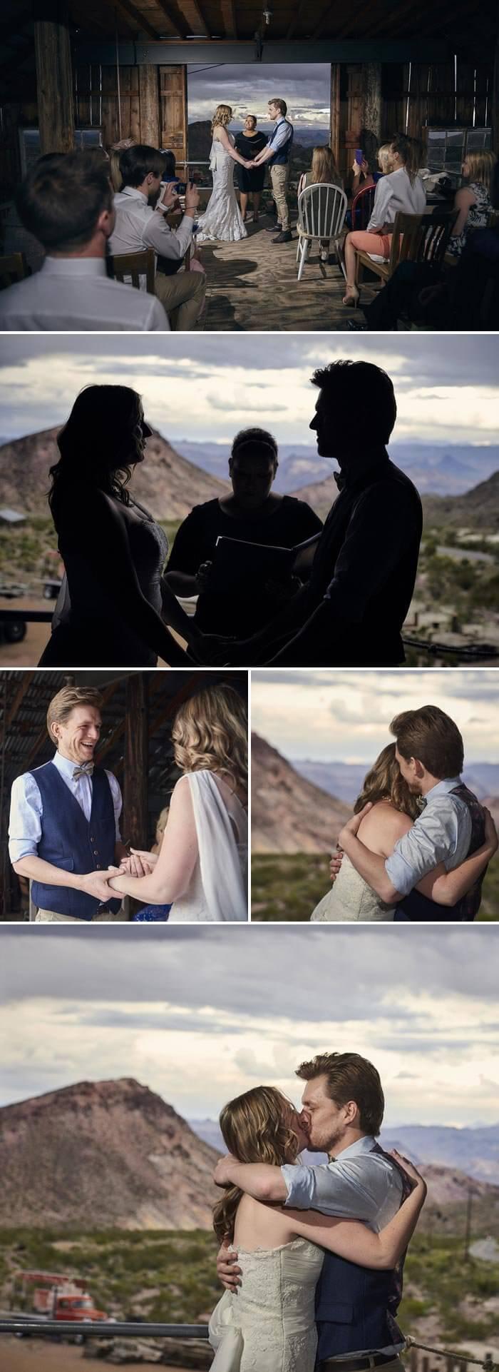Hochzeit mal anders