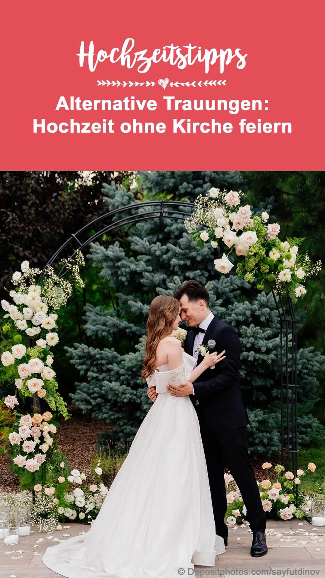 Alternative Hochzeit