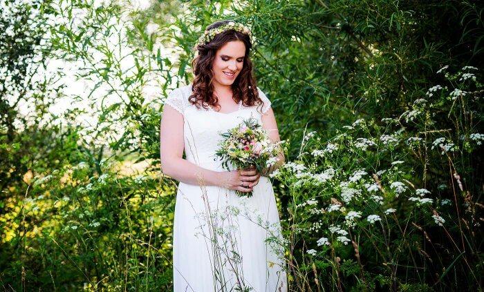 Brautkleid freie Trauung