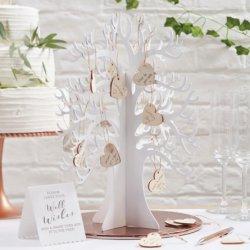 Hochzeitsbaum Holz