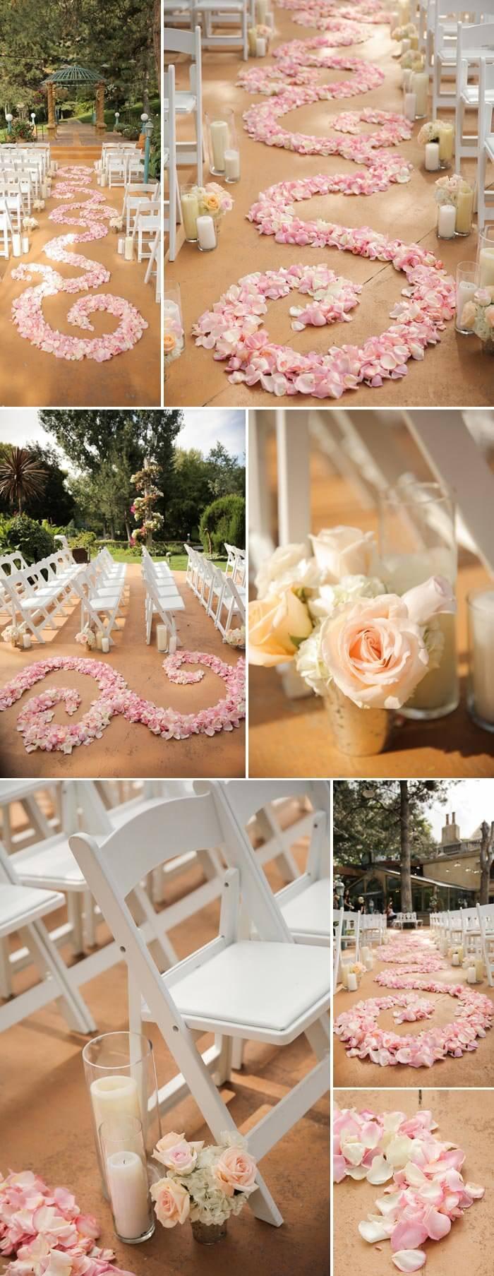 Pastell Hochzeit