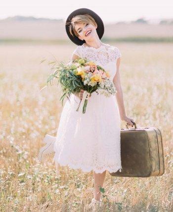 Hochzeit Thema Reise ins Glück
