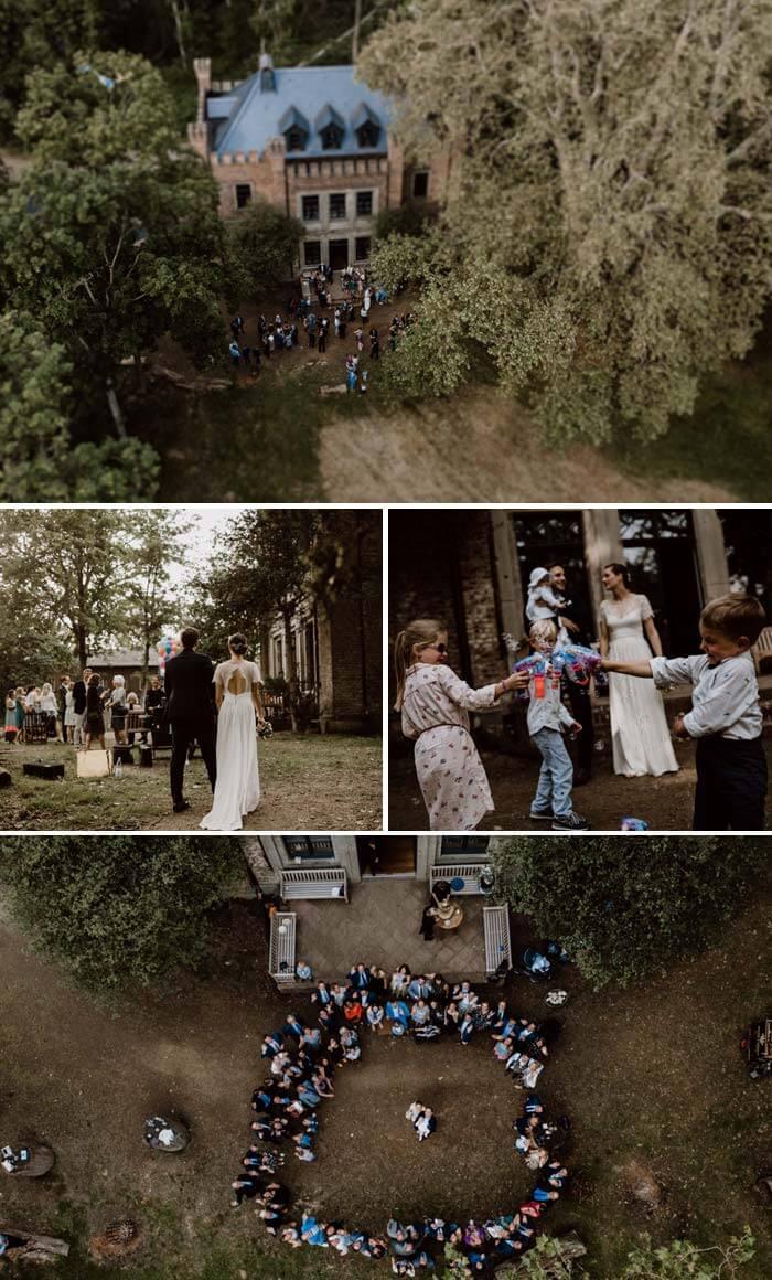 Rittergut Orr Hochzeit feiern