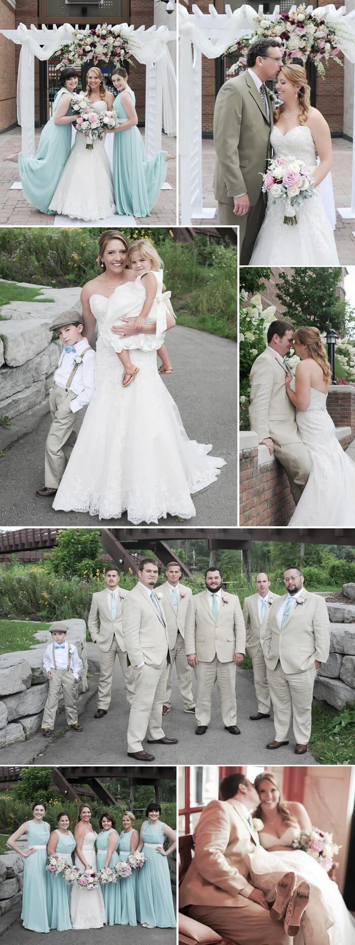 Brautkleid Vintage Stil