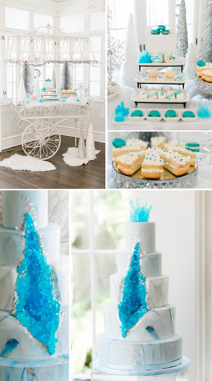 Weihnachten Candybar