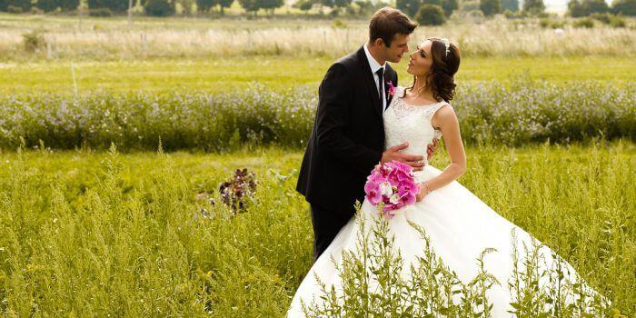 Kroatische Hochzeit Brautpaar